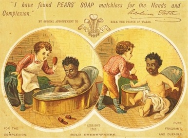 Pears soap 1